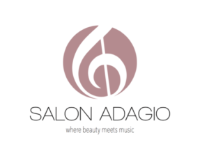logo salon adagio